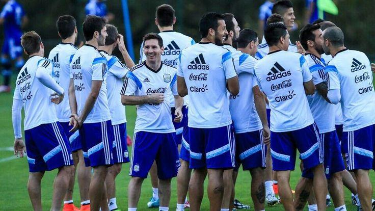 Argentina squad