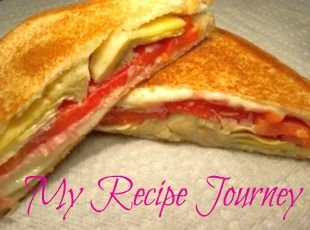 Italian Style Grilled Cheese Sandwich! | food | Pinterest