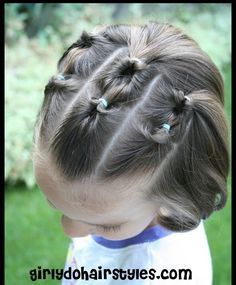 Girly Do Hairstyles: By Jenn: Ideas For Short Hair --- #4