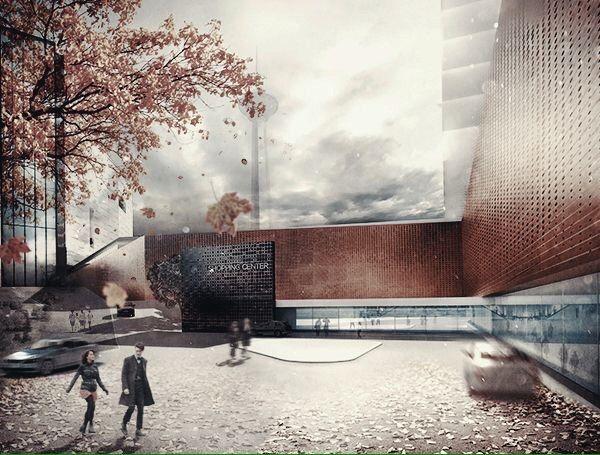 Wettbewerb Für Theatersanierung: Render Arquitectura, Imagenes