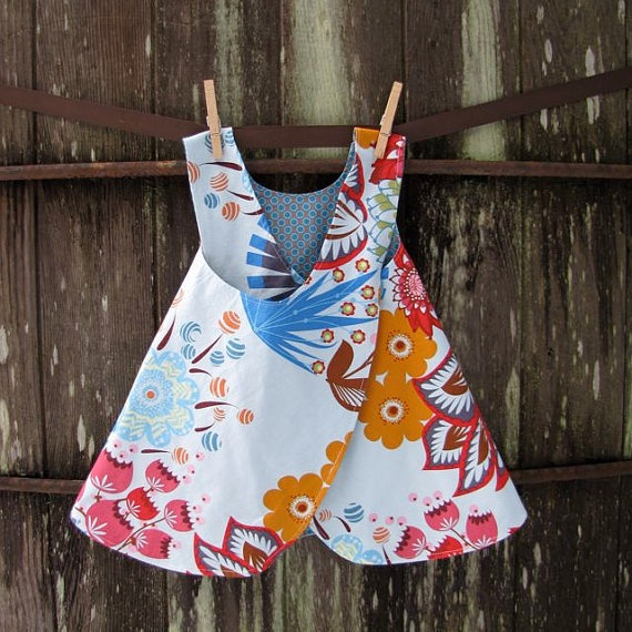 etsy - bodhihandmade - pinafore: Kids Dresses, Dresses Piper, Dresses Tops, Girls Generation, Jane Revere, Piper Jane, Girls Closet, Baby Girls, Girls Tops