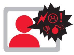 Jak żyć źle i się z tego cieszyć? : Rozdział 44: tekst pełen nienawiści