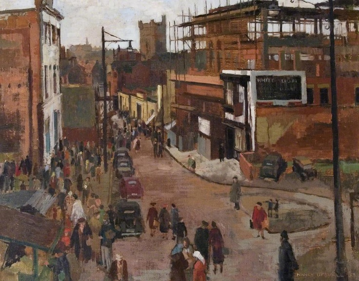Smithford Street, Coventry by  Nancy Upshall