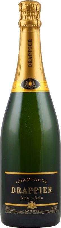 Der Drappier Demi Sec Champagner schmeckt jedem, auch der unserer Gäste. Bestellen Sie sich den Demi Sec Champagner hier bei uns im zertifizierten Online Shop.