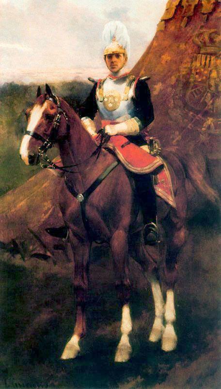 Spanish Royal Horse Guard
