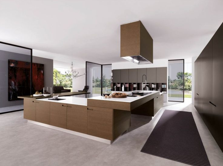 Luxury Modern Kitchen Designs best 25+ modern kitchens with islands ideas on pinterest | modern
