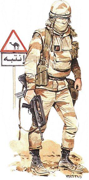 Légion étrangère Irak 1991, pin by Paolo Marzioli