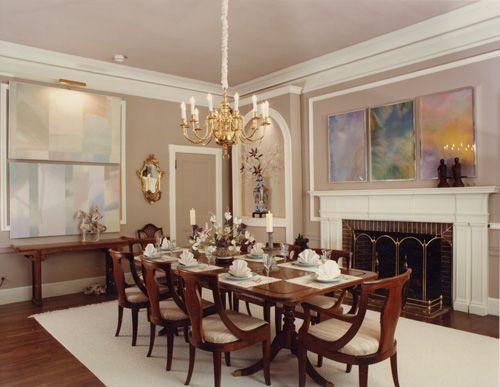 Georgian interior design ideas interior design ideas for Modern georgian interiors