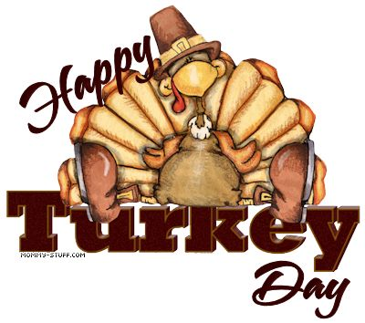 Happy Turkey Day Graphics | Wishing Everyone a Happy Thanksgiving! | Junior Friends of the Essex ...