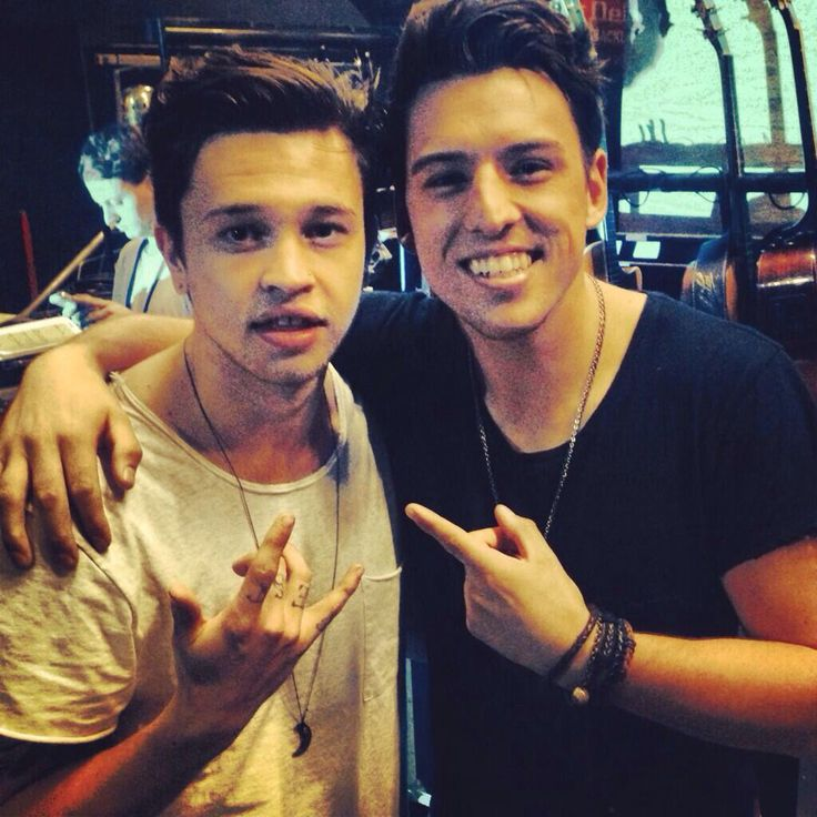 Reece and Taylor