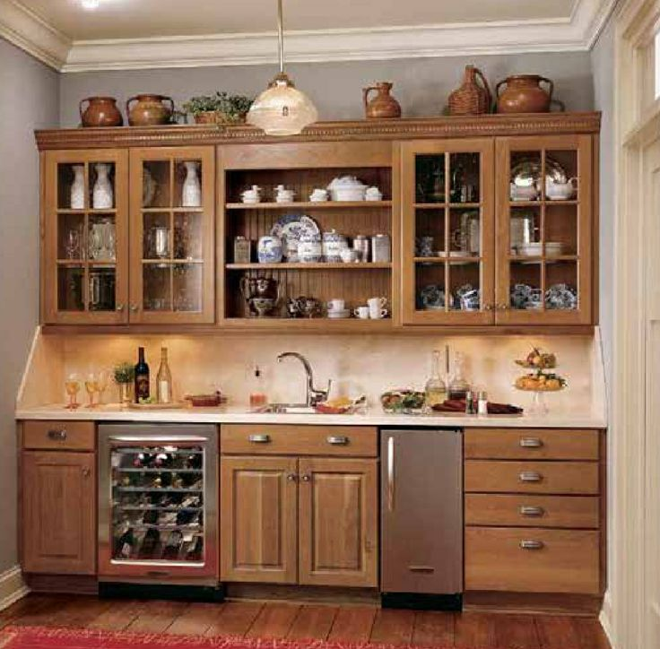 Duncan Cabinets From Norcraft Cabinetry Cherry Harvest Norcraft Cabinetry Pinterest