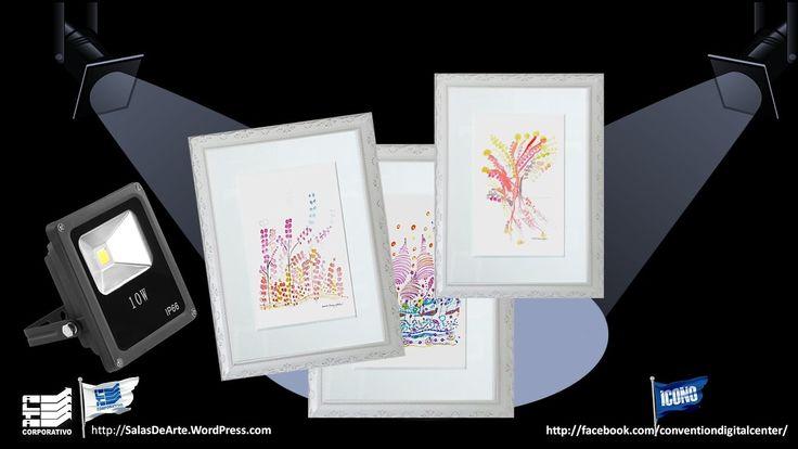 """Somos 100%Innovación ATENCIÓN Artistas, Pintores, Escultores de cualquier formato.... vene inscríbete a la Exposición Digital de la #GaleríaDigitaldeMimiMendoza.- http://SalasdeArte.WordPress.com, con el respaldo de #MundosDigitalesICONO   GALERÍA DIGITAL Mimí Mendoza """"SALAS DE EXHIBICIÓN"""""""