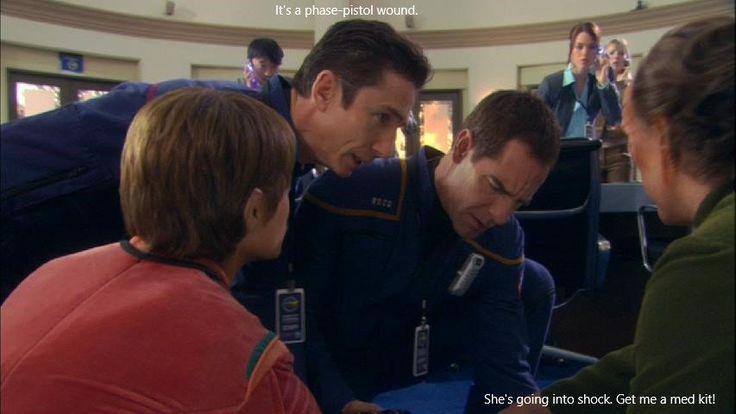 """Star Trek Enterprise - """"Demons"""" Season 4 Episode 20"""