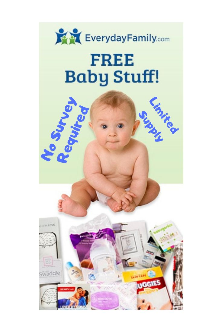 To get Baby Free Stuff, Follow these rules: 1: Fill Form 2 ...