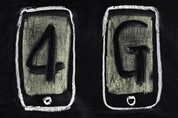 4G Network Launch in the UK