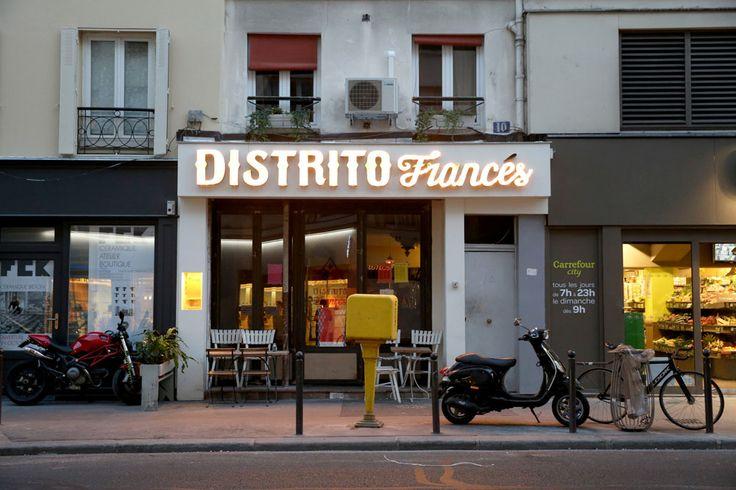 Distrito Frances