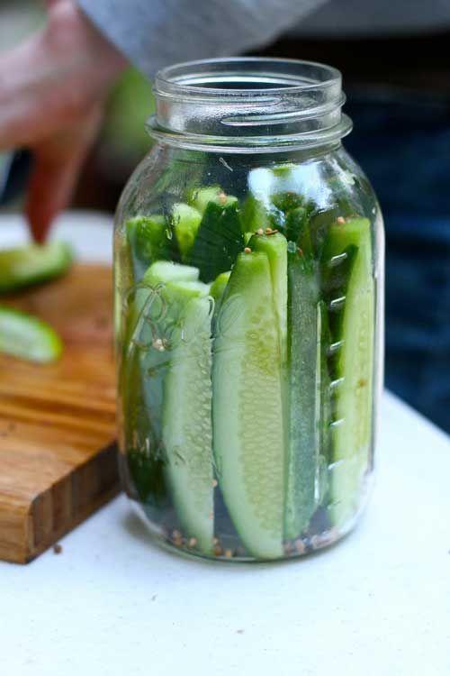 Copycat Claussen Kosher Dill Pickles | Recipe | Kosher ...