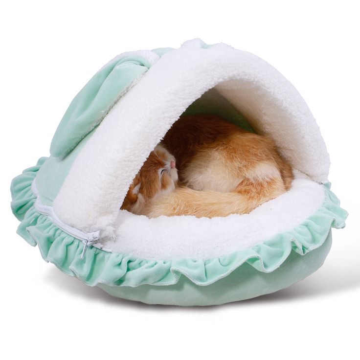Indoor Small Pet Dog Kennel Soft House Cover Cute Dog Bed Cat Sleeping Bag Coussin Pour Chien Cats Products For Pets 50M0299