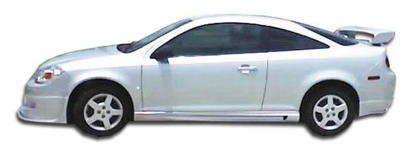 2005-2010 Chevrolet Cobalt 2007-2010 Pontiac G5 2DR Duraflex Racer Side Skirts Rocker Panels - 2 Piece (Overstock)