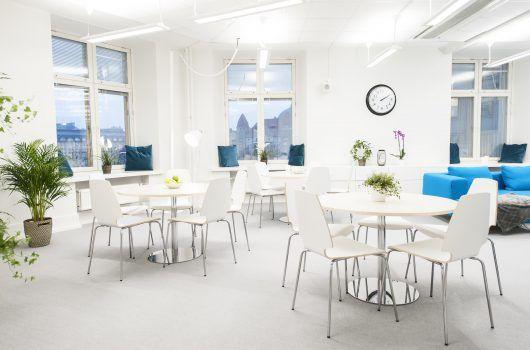 Asiakastarina: IndoorAtlas, Helsinki