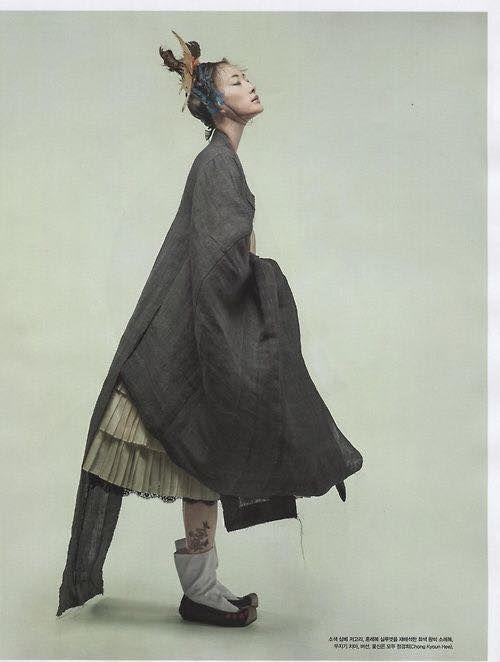 Vogue Korea.