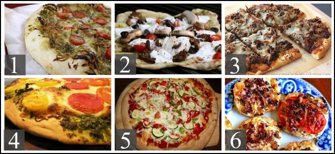 Homemade Pizza — A Quick Weekend MealPizza Recipe