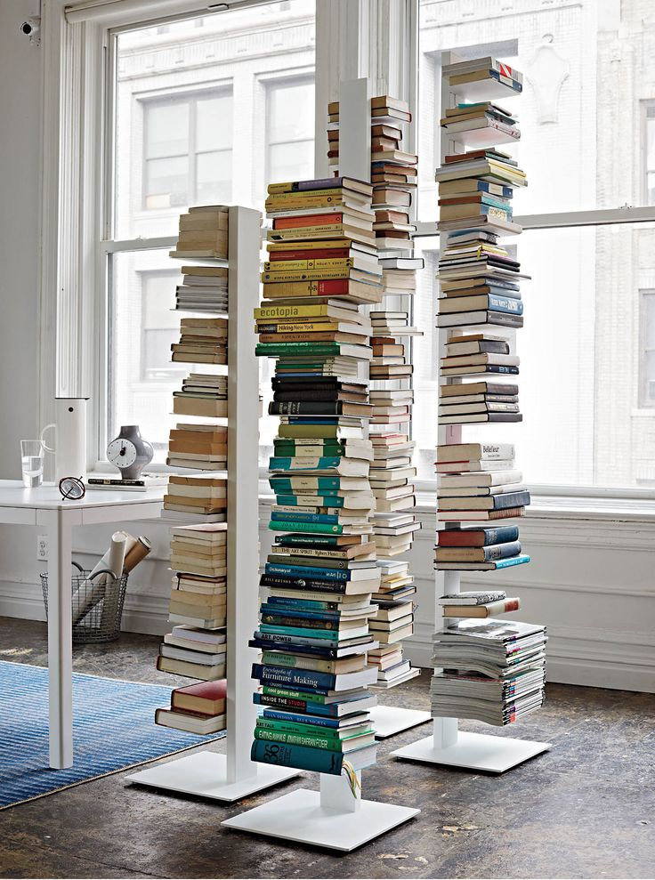 I have wanted one of these for as long as I can remember...Sapien Bookcase | Designed Bruno Rainaldi