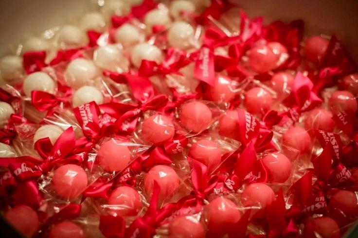 Corporate Pink and White Cake Pops for Raw Suga    http://sphotos-c.ak.fbcdn.net/hphotos-ak-ash3/574969_308753729222386_586059540_n.jpg