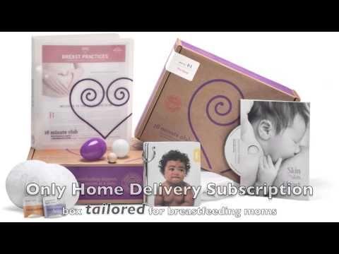 Breastfeeding Blog | Breastfeeding Subscription Box | 16 Minute Club