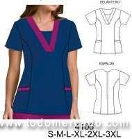 Uniformes para enfermeras medicos matronas uniformes corporativos y para…