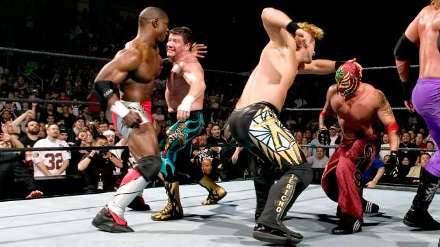 Every Royal Rumble Match entrant who drew No. 1: eddie guerrero