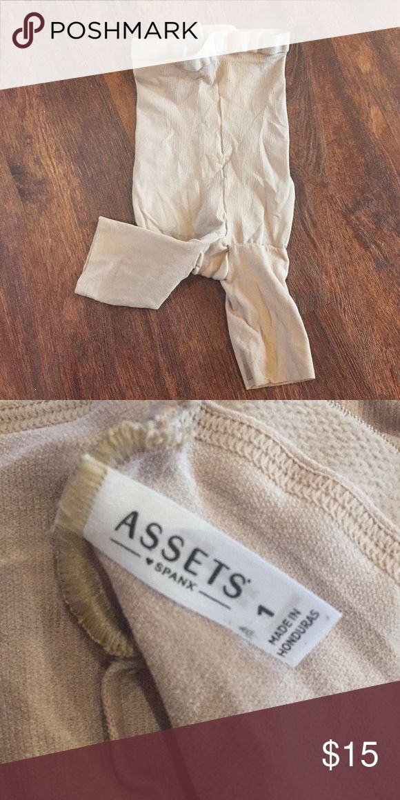 NWOT Assets by Spanx Shapewear New without tags. Size 1 which is a small Assets By Spanx Intimates & Sleepwear Shapewear