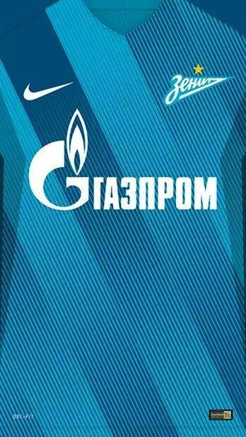 Zenit Saint Petersburg 16-17 kit home