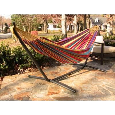 vivere    bo steel stand with double hammock   8 feet   uhsdo8   home depot canada   cottage shopping list   pinterest   double hammock steel and     vivere    bo steel stand with double hammock   8 feet   uhsdo8      rh   pinterest