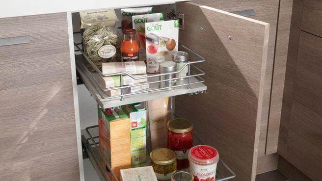 Cuisine am nag e sur mesure comment optimiser l 39 espace d 39 une petite - Optimiser espace cuisine ...
