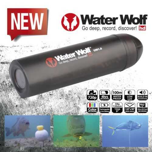SavageGear-WaterWolf-NEW-Underwater-Fishing-Camera-Plus-Accessories-Available