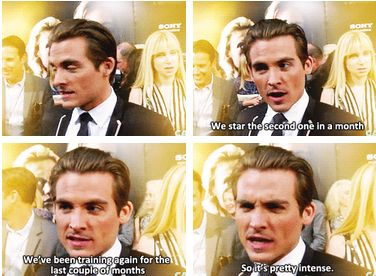 Kevin Zegers talks City of Ashes movie! | The Mortal ...