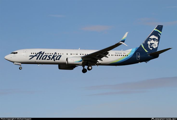 N236AK Alaska Airlines Boeing 737-990(ER)(WL) photographed at Anchorage - Ted Stevens International (ANC / PANC) by Michael Stappen