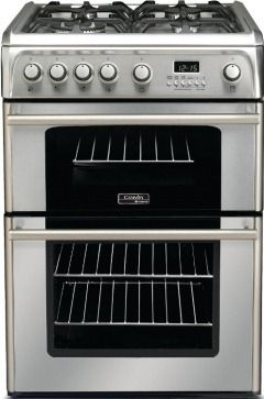 Cannon Professional CH60GPXF Gas Cooker with Double Oven