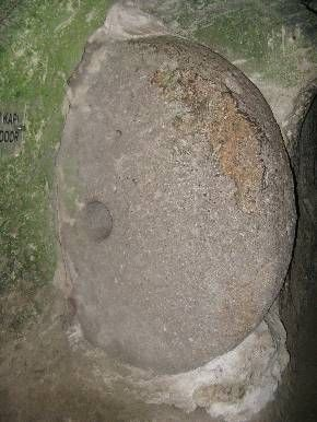 Derinkuyu. Вторичные изменения Деринкуйю (Каппадокия, Турция)