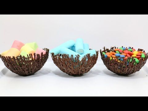 how to make chocolate sphere balls