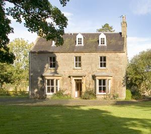 Southdean self-catering rental house, Scottish Borders, Scotland
