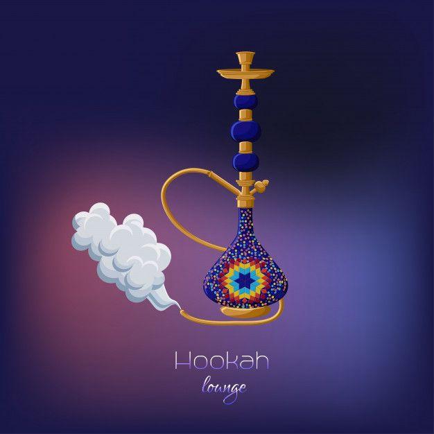 Hookah Em 2020 Logotipo Cosmeticos Modelos De Cartao Design De