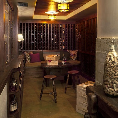 114 Best Wine Rooms Images On Pinterest