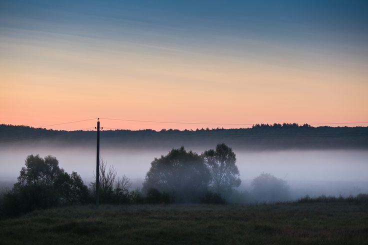 morning fog by Anastasia Krylova on 500px