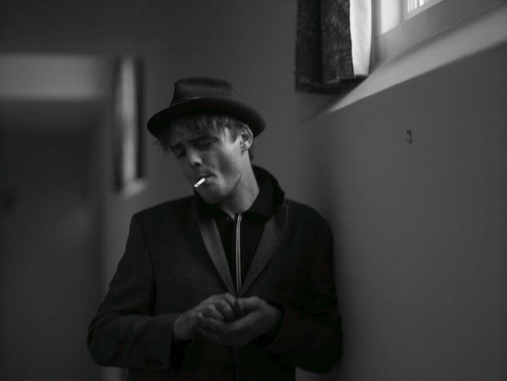Pete Doherty by Hedi Slimane