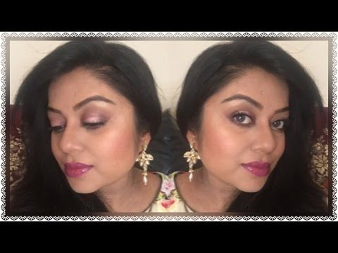 Tutorial Indian Wedding Guest Makeup 2 Long Lasting Foundation Routine You