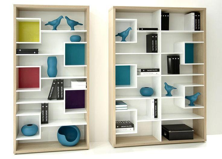 Biblioteca moderna / de madera LONDRA SBA Baldu Kompanija SBA Furniture Company