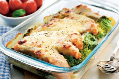 Här finns tipsen som ger inspiration till vardagen. Varje vecka kommer Norsk Fisk med recepttips till dig – denna vecka en smakrik rätt med lax och broccoli.