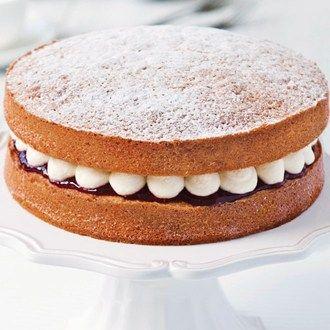 Sponge cake recipe – Victoria Sponge Cake Recipe